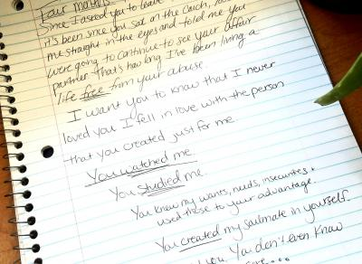 Survivor Series: A letter to my abuser